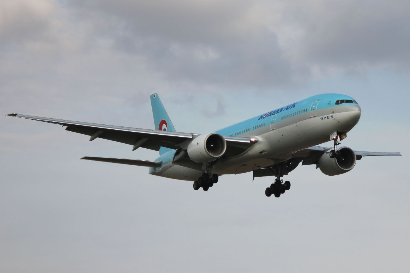 B777-2B5/ER Korean air