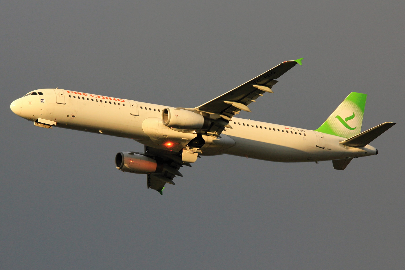A321 Freebird Airlines